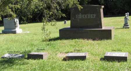 DICKSON, FAMILY - Lancaster County, Nebraska | FAMILY DICKSON - Nebraska Gravestone Photos