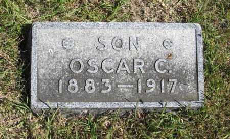 DICKSON, OSCAR C. - Lancaster County, Nebraska | OSCAR C. DICKSON - Nebraska Gravestone Photos