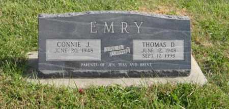 EMRY, THOMAS D. - Lancaster County, Nebraska | THOMAS D. EMRY - Nebraska Gravestone Photos