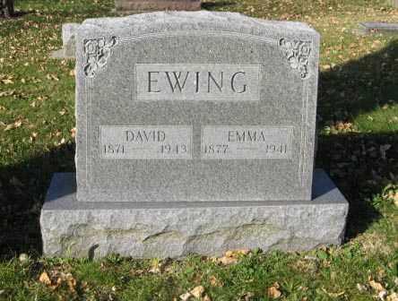 EWING, DAVID - Lancaster County, Nebraska   DAVID EWING - Nebraska Gravestone Photos