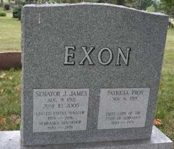 PROS EXON, PATRICIA - Lancaster County, Nebraska | PATRICIA PROS EXON - Nebraska Gravestone Photos
