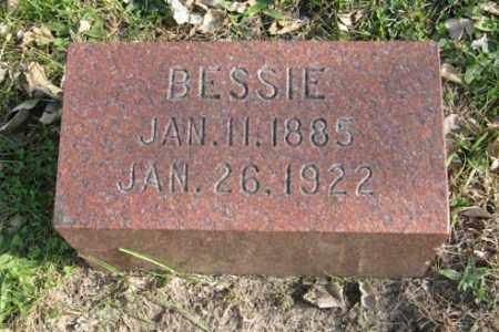 GARDNER, BESSIE - Lancaster County, Nebraska | BESSIE GARDNER - Nebraska Gravestone Photos