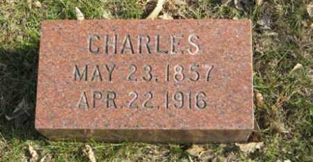 GARDNER, CHARLES - Lancaster County, Nebraska | CHARLES GARDNER - Nebraska Gravestone Photos