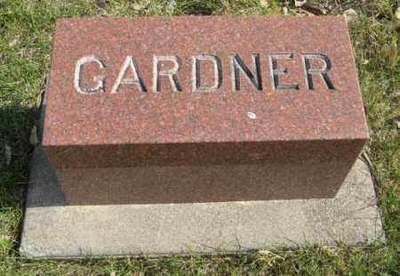 GARDNER, FAMILY - Lancaster County, Nebraska   FAMILY GARDNER - Nebraska Gravestone Photos