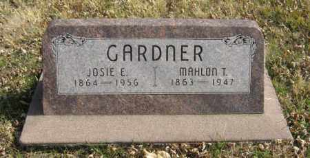 GARDNER, MAHLON T. - Lancaster County, Nebraska | MAHLON T. GARDNER - Nebraska Gravestone Photos