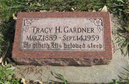GARDNER, TRACY H. - Lancaster County, Nebraska | TRACY H. GARDNER - Nebraska Gravestone Photos