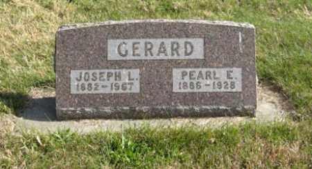 GERARD, PEARL E. - Lancaster County, Nebraska | PEARL E. GERARD - Nebraska Gravestone Photos