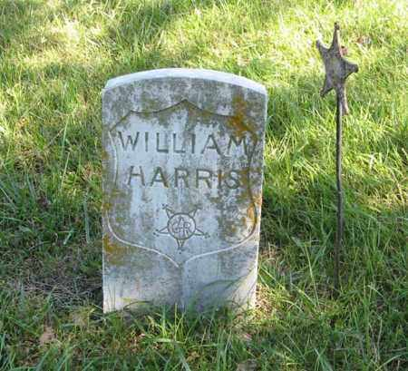 HARRIS, WILLIAM - Lancaster County, Nebraska | WILLIAM HARRIS - Nebraska Gravestone Photos