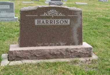 HARRISON, FAMILY - Lancaster County, Nebraska | FAMILY HARRISON - Nebraska Gravestone Photos