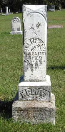 HEDGES, IRA - Lancaster County, Nebraska | IRA HEDGES - Nebraska Gravestone Photos