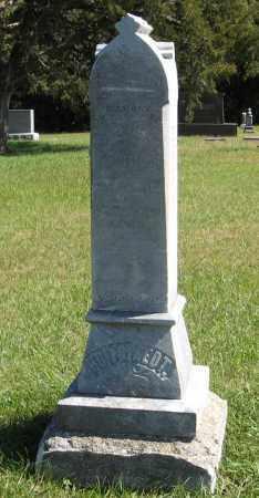 HOFFSTAEDT, JENNIE L. - Lancaster County, Nebraska | JENNIE L. HOFFSTAEDT - Nebraska Gravestone Photos