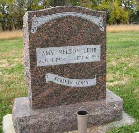 LEHR, AMY - Lancaster County, Nebraska | AMY LEHR - Nebraska Gravestone Photos