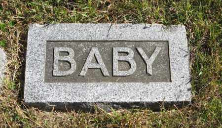 MARSHALL, BABY - Lancaster County, Nebraska | BABY MARSHALL - Nebraska Gravestone Photos