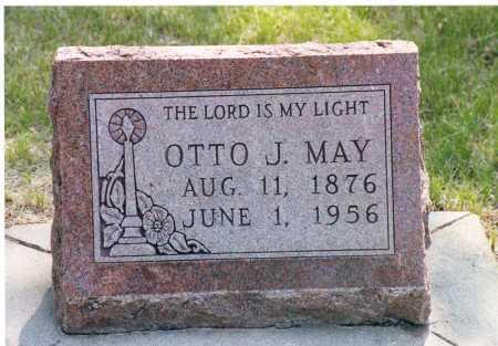 MAY, OTTO J. - Lancaster County, Nebraska | OTTO J. MAY - Nebraska Gravestone Photos
