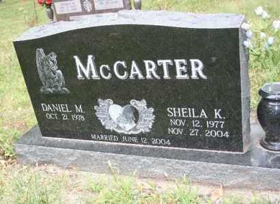 MCCARTER, SHEILA K. - Lancaster County, Nebraska   SHEILA K. MCCARTER - Nebraska Gravestone Photos