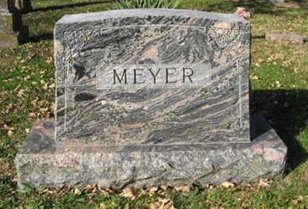MEYER, FAMILY - Lancaster County, Nebraska | FAMILY MEYER - Nebraska Gravestone Photos