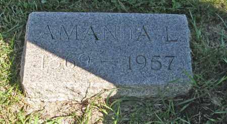 MOLLINS, AMANDA L. - Lancaster County, Nebraska | AMANDA L. MOLLINS - Nebraska Gravestone Photos