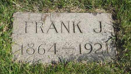 MOLLINS, FRANK J. - Lancaster County, Nebraska | FRANK J. MOLLINS - Nebraska Gravestone Photos