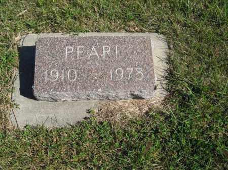 MOLLINS, PEARL - Lancaster County, Nebraska | PEARL MOLLINS - Nebraska Gravestone Photos