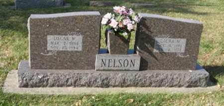 NELSON, LAURA M. - Lancaster County, Nebraska | LAURA M. NELSON - Nebraska Gravestone Photos
