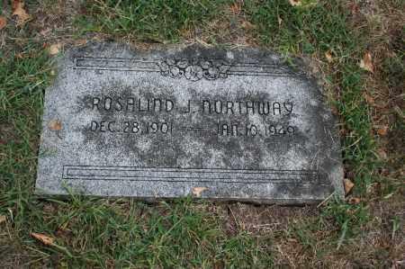 NORTHWAY, ROSALIND J. - Lancaster County, Nebraska | ROSALIND J. NORTHWAY - Nebraska Gravestone Photos