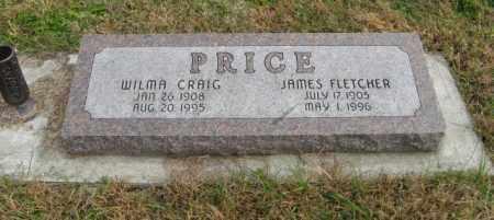 PRICE, WILMA - Lancaster County, Nebraska | WILMA PRICE - Nebraska Gravestone Photos