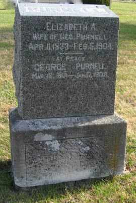 PURNELL, GEORGE - Lancaster County, Nebraska | GEORGE PURNELL - Nebraska Gravestone Photos
