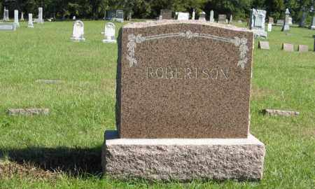 ROBERTSON, FAMILY - Lancaster County, Nebraska | FAMILY ROBERTSON - Nebraska Gravestone Photos