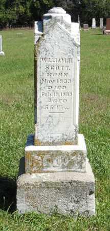 SCOTT, WILLIAM H. - Lancaster County, Nebraska | WILLIAM H. SCOTT - Nebraska Gravestone Photos