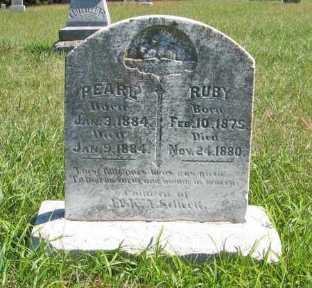 SELLECK, RUBY - Lancaster County, Nebraska | RUBY SELLECK - Nebraska Gravestone Photos