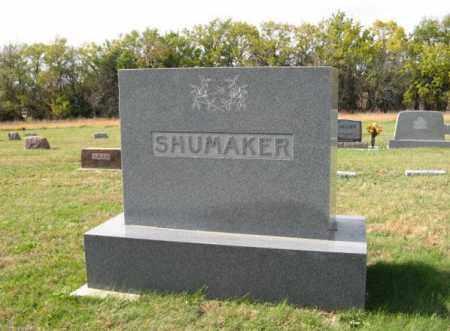SHUMAKER, FAMILY - Lancaster County, Nebraska | FAMILY SHUMAKER - Nebraska Gravestone Photos