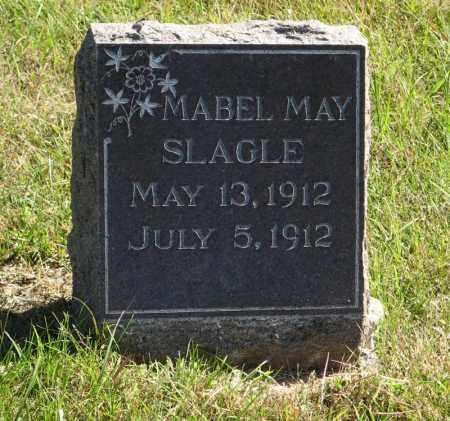 SLAGLE, MABEL MAY - Lancaster County, Nebraska | MABEL MAY SLAGLE - Nebraska Gravestone Photos