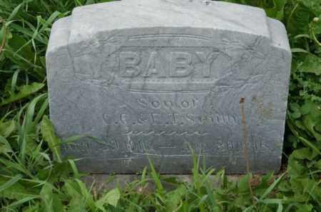SMITH, BABY - Lancaster County, Nebraska | BABY SMITH - Nebraska Gravestone Photos