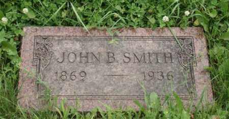 SMITH, JOHN B. - Lancaster County, Nebraska | JOHN B. SMITH - Nebraska Gravestone Photos