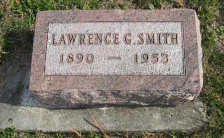 SMITH, LAWRENCE G. - Lancaster County, Nebraska | LAWRENCE G. SMITH - Nebraska Gravestone Photos