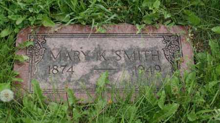 SMITH, MARY K. - Lancaster County, Nebraska | MARY K. SMITH - Nebraska Gravestone Photos