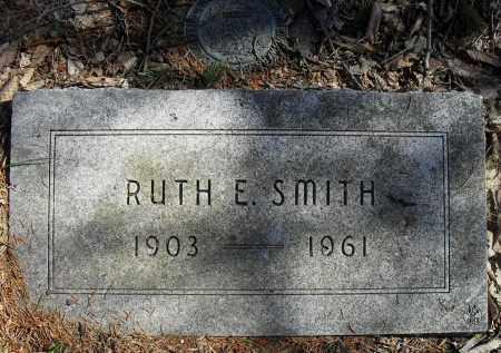 SMITH, RUTH E - Lancaster County, Nebraska | RUTH E SMITH - Nebraska Gravestone Photos