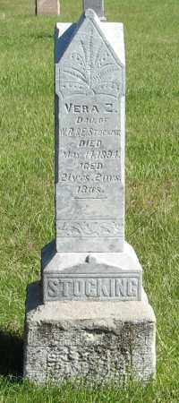 STOCKING, VERA Z. - Lancaster County, Nebraska | VERA Z. STOCKING - Nebraska Gravestone Photos