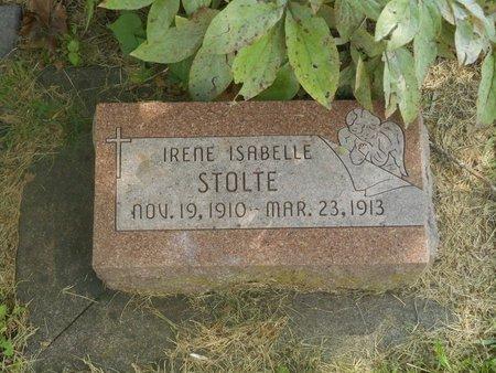 ISABELLE STOLE, IRENE - Lancaster County, Nebraska | IRENE ISABELLE STOLE - Nebraska Gravestone Photos