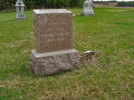TOUT, MARGARET D. - Lancaster County, Nebraska | MARGARET D. TOUT - Nebraska Gravestone Photos