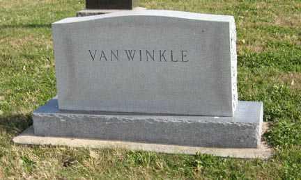 VAN WINKLE, FAMILY - Lancaster County, Nebraska | FAMILY VAN WINKLE - Nebraska Gravestone Photos