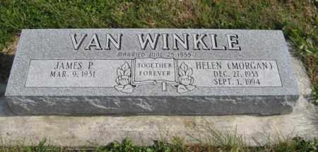 MORGAN VAN WINKLE, HELEN - Lancaster County, Nebraska | HELEN MORGAN VAN WINKLE - Nebraska Gravestone Photos