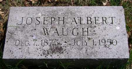 WAUGH, JOSEPH - Lancaster County, Nebraska | JOSEPH WAUGH - Nebraska Gravestone Photos