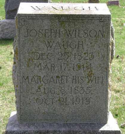 STREIGHT WAUGH, MARGARET - Lancaster County, Nebraska | MARGARET STREIGHT WAUGH - Nebraska Gravestone Photos
