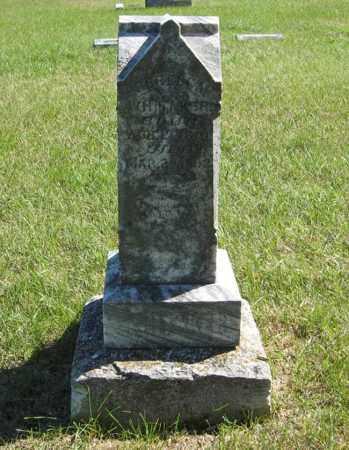 WHITAKER, REBECCA - Lancaster County, Nebraska | REBECCA WHITAKER - Nebraska Gravestone Photos
