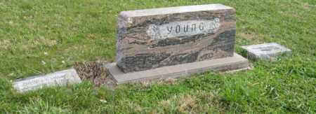 YOUNG, FAMILLY - Lancaster County, Nebraska   FAMILLY YOUNG - Nebraska Gravestone Photos