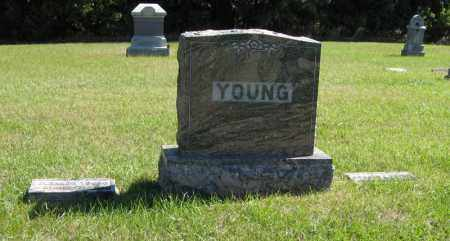 YOUNG, FAMILY - Lancaster County, Nebraska | FAMILY YOUNG - Nebraska Gravestone Photos