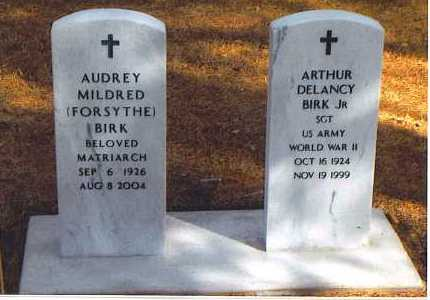 BIRK, AUDREY MILDRED - Lincoln County, Nebraska | AUDREY MILDRED BIRK - Nebraska Gravestone Photos