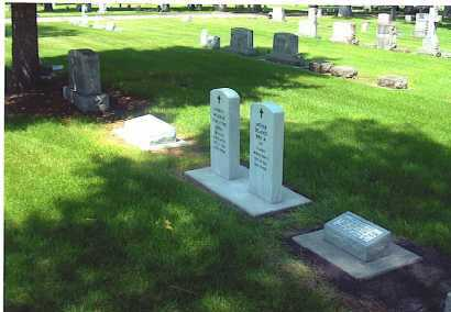 FAULKNER, ROLAND LEARY - Lincoln County, Nebraska | ROLAND LEARY FAULKNER - Nebraska Gravestone Photos