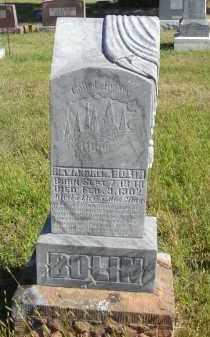 BOLIN, REV. ANDREW - Lincoln County, Nebraska | REV. ANDREW BOLIN - Nebraska Gravestone Photos